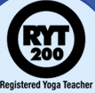 RYT200 - Registered Yoga Teacher